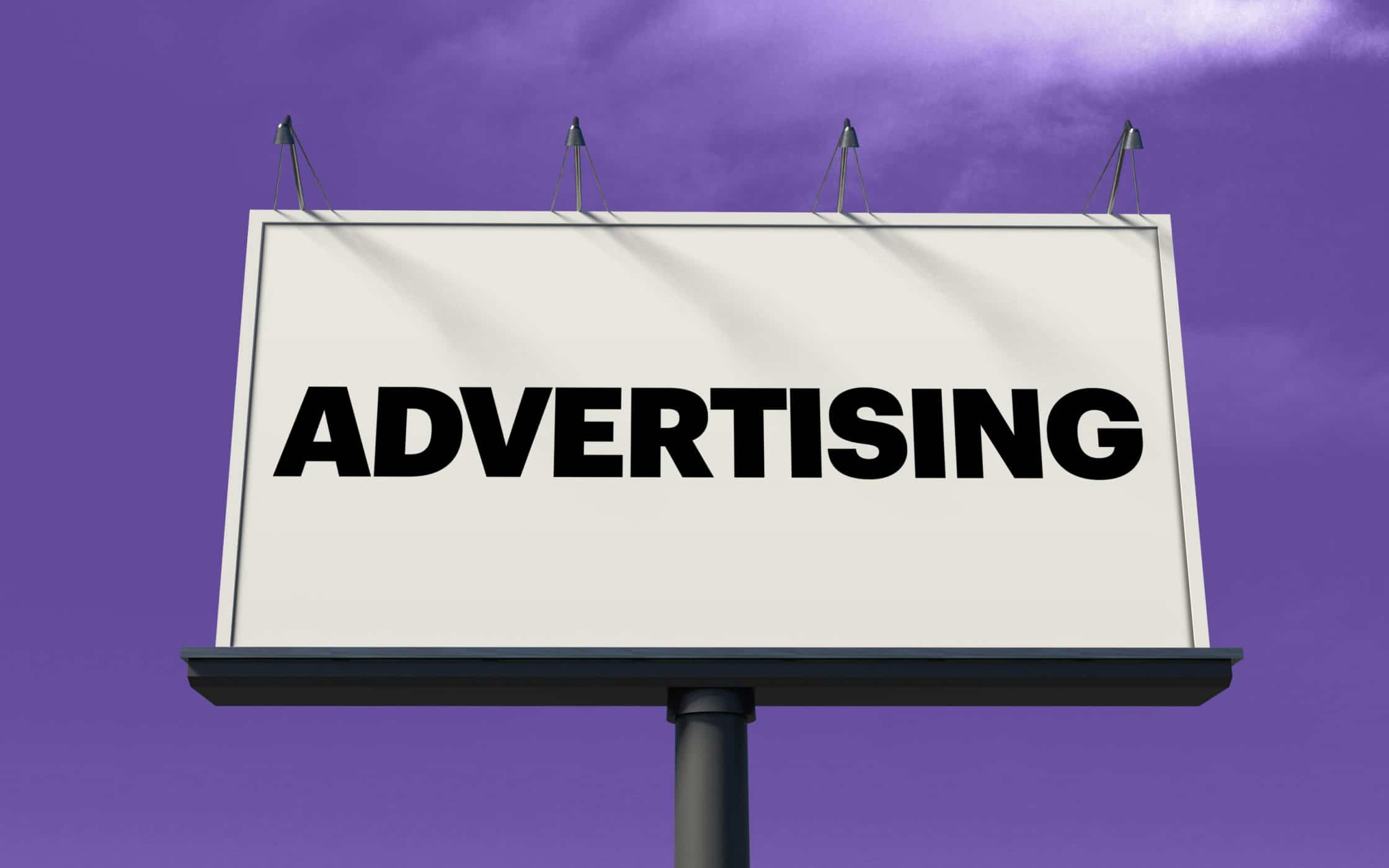 A Brief History To The Ups And Downs Of Advertising