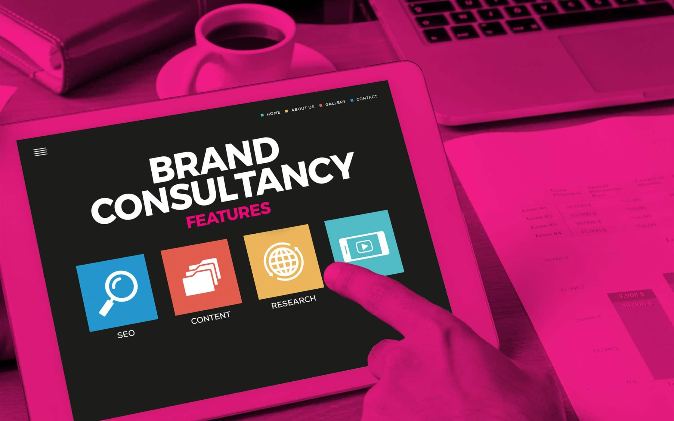 Brand Consultancy London