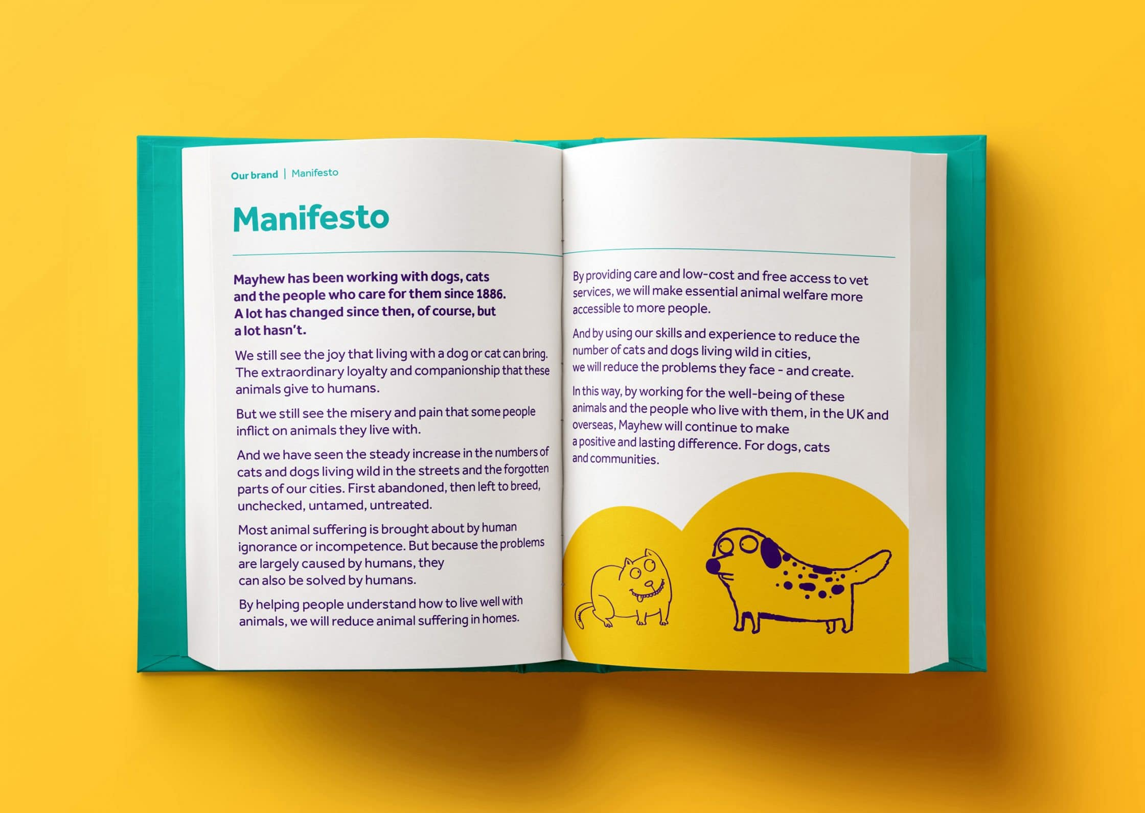 The keys to writing a great brand manifesto