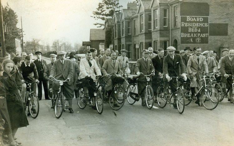 British Brands: Pashley Bikes