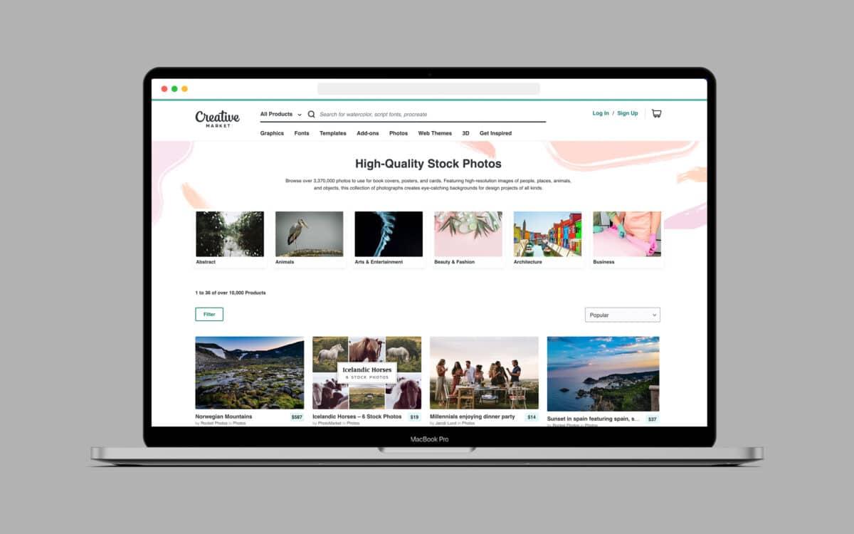 Cheap Stock Photo Sites