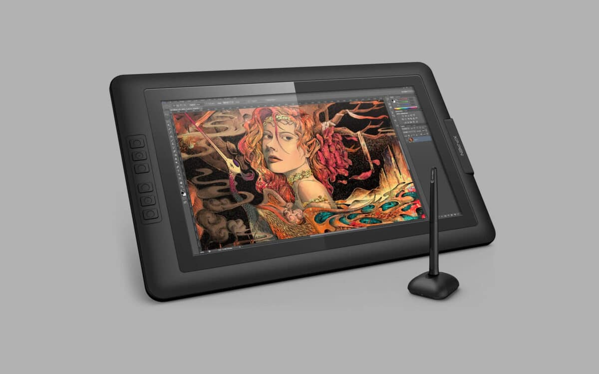 Cheap drawing tablet with screen 10