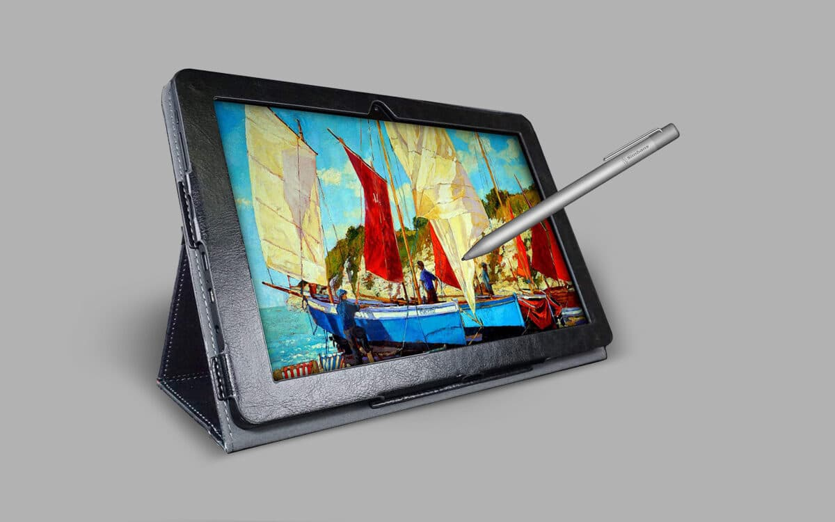 Cheap drawing tablet with screen 2