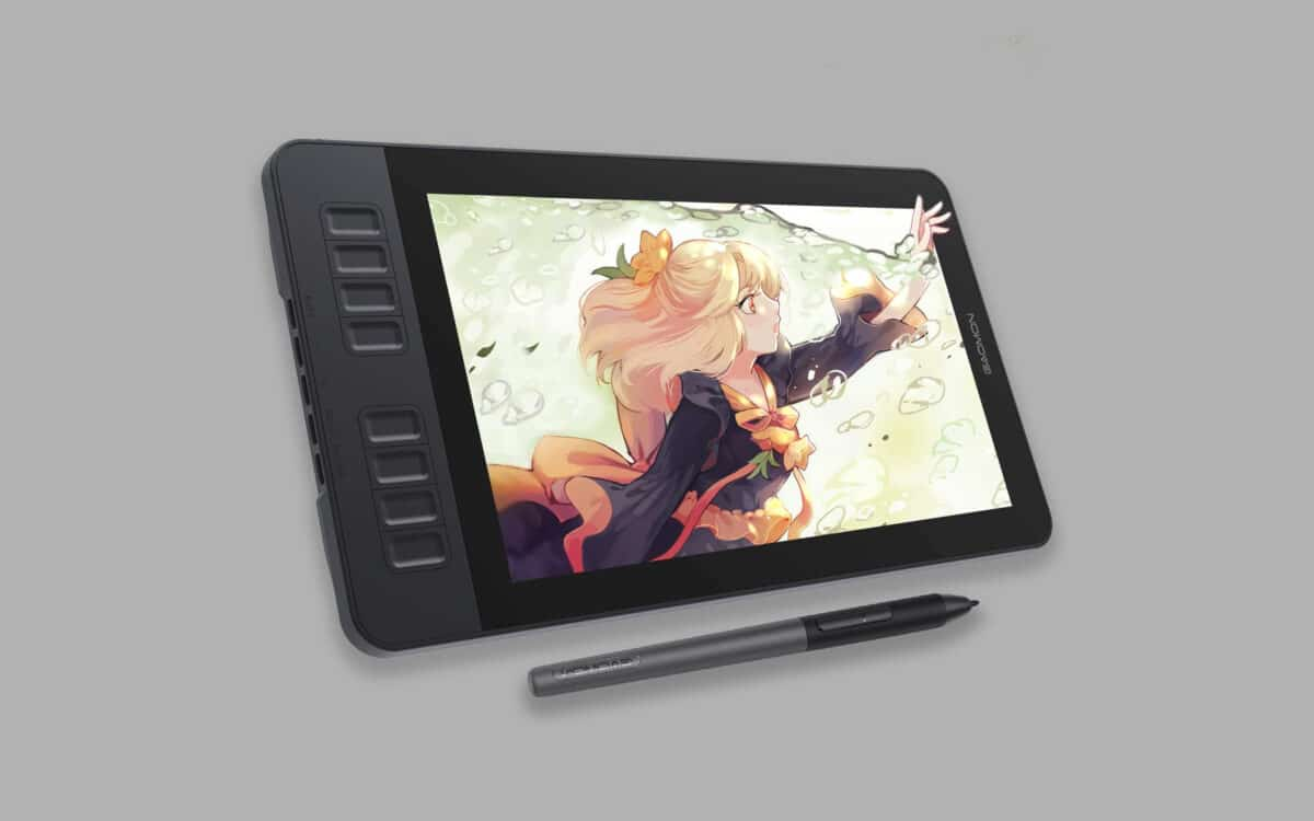 Cheap drawing tablet with screen 4