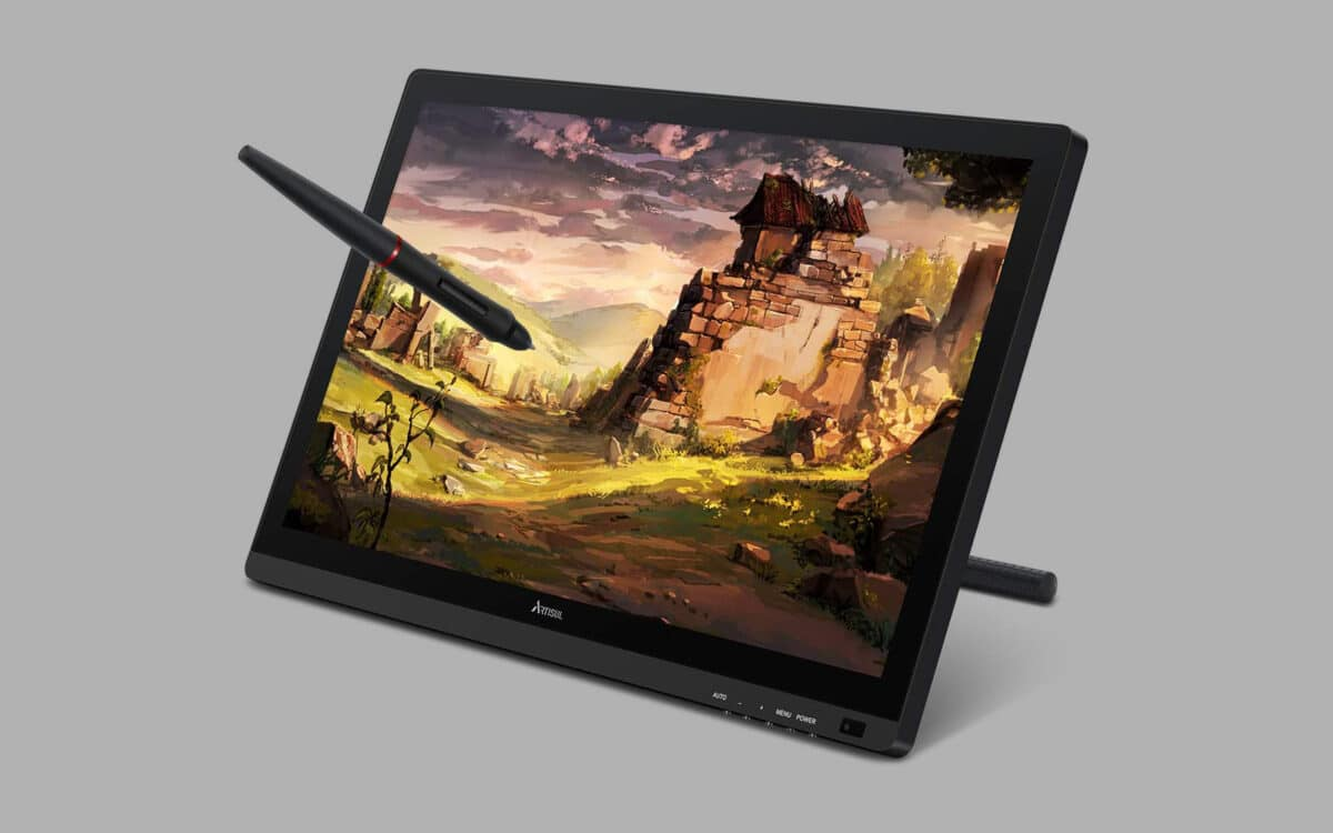 Cheap drawing tablet with screen 5