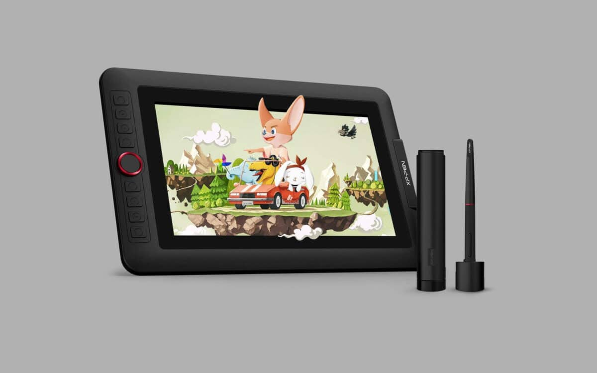 Cheap drawing tablet with screen 7