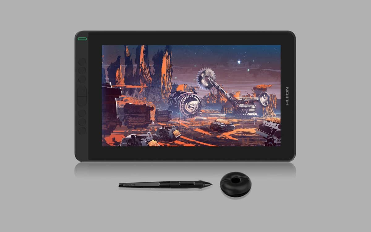 Cheap drawing tablet with screen 8