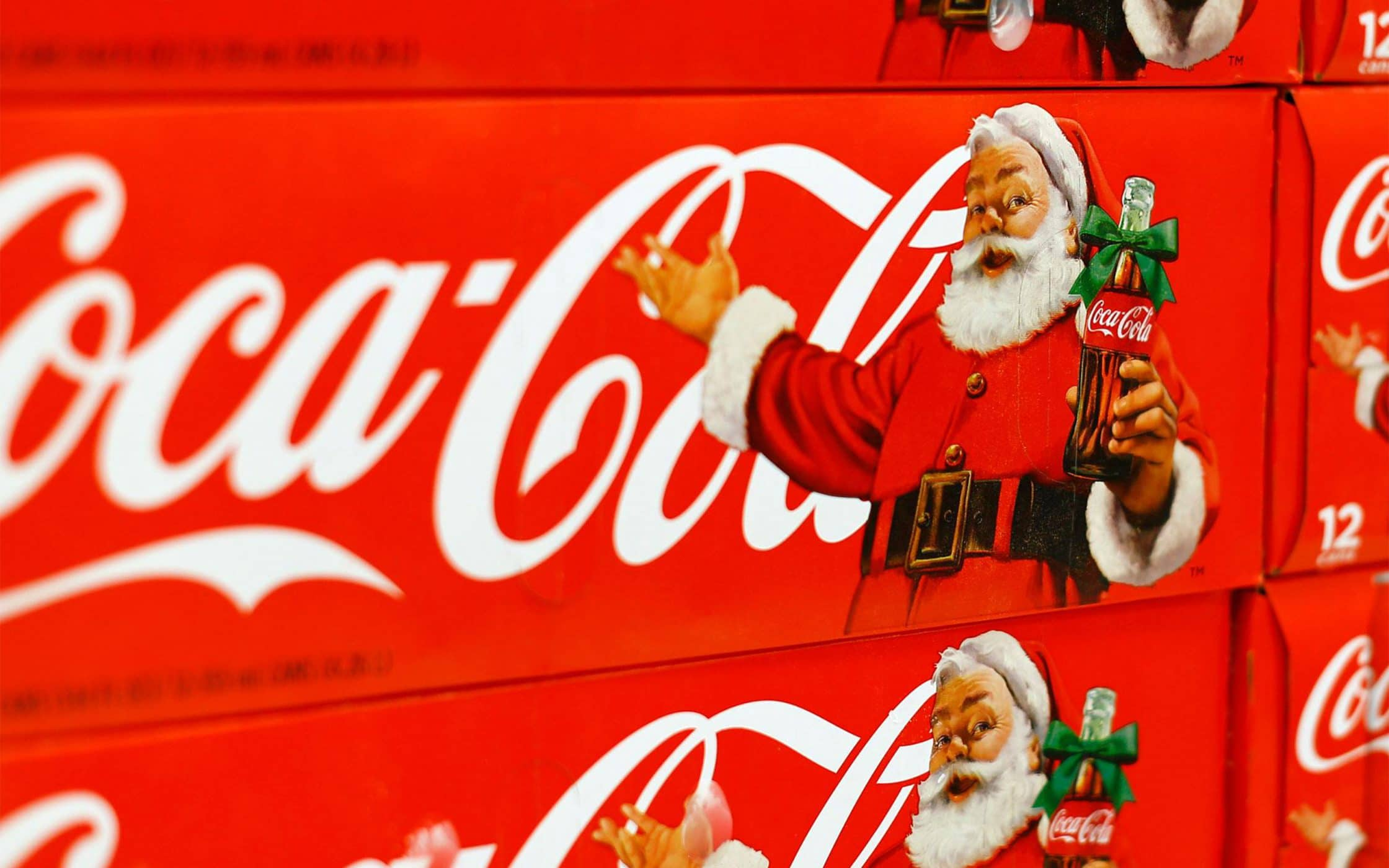 d165f0c75d513f Born in the USA: Coca-Cola, the brand that turned Christmas red