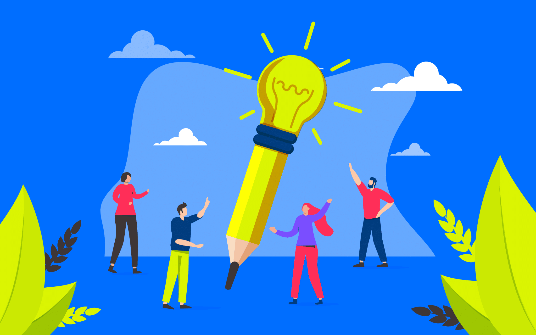 Creative Writing Strategies