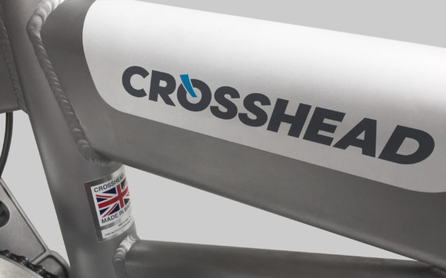 Crosshead logo and Identity