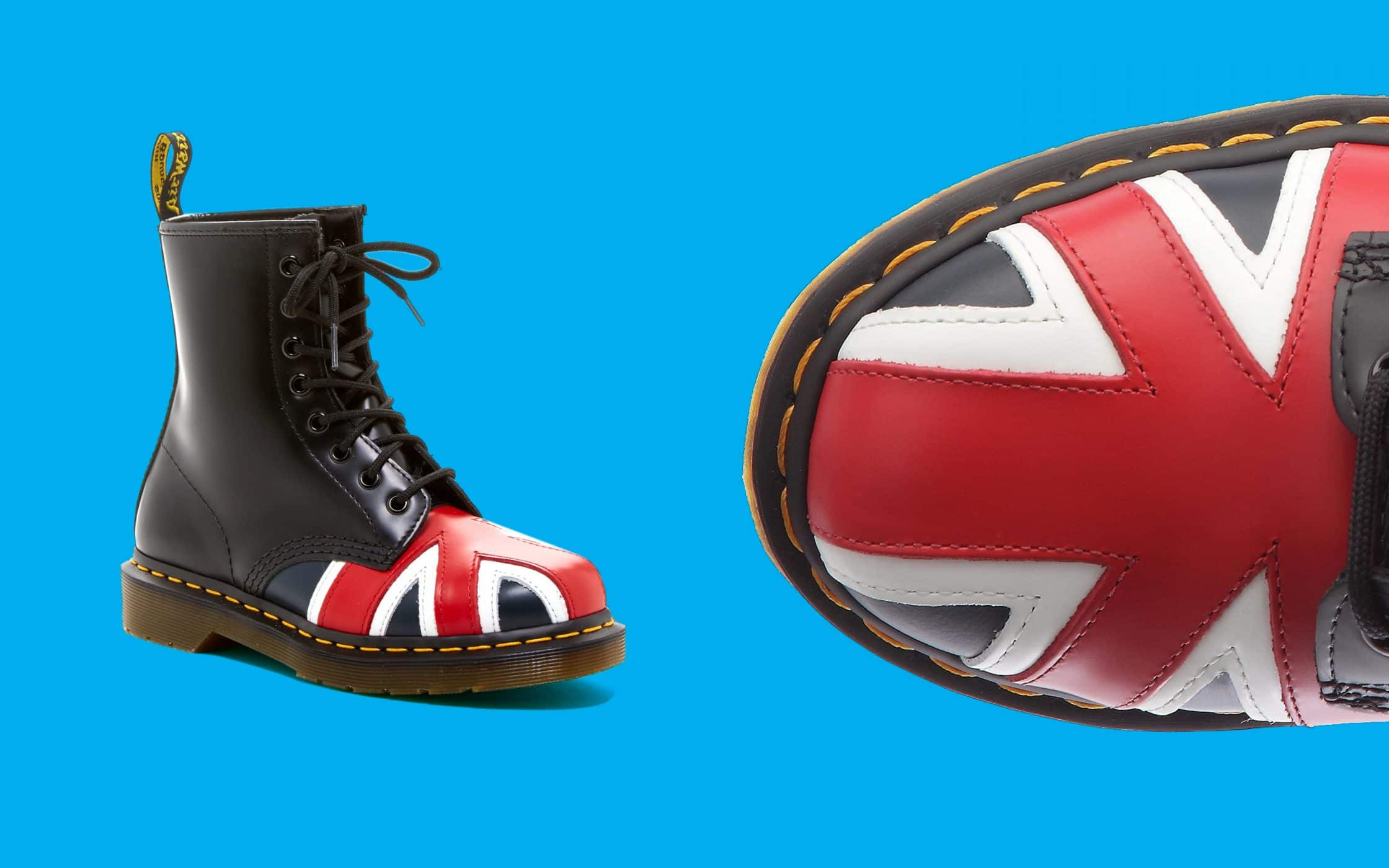 7b19d3d2408f Quintessentially British brands  A brief history of Dr Martens