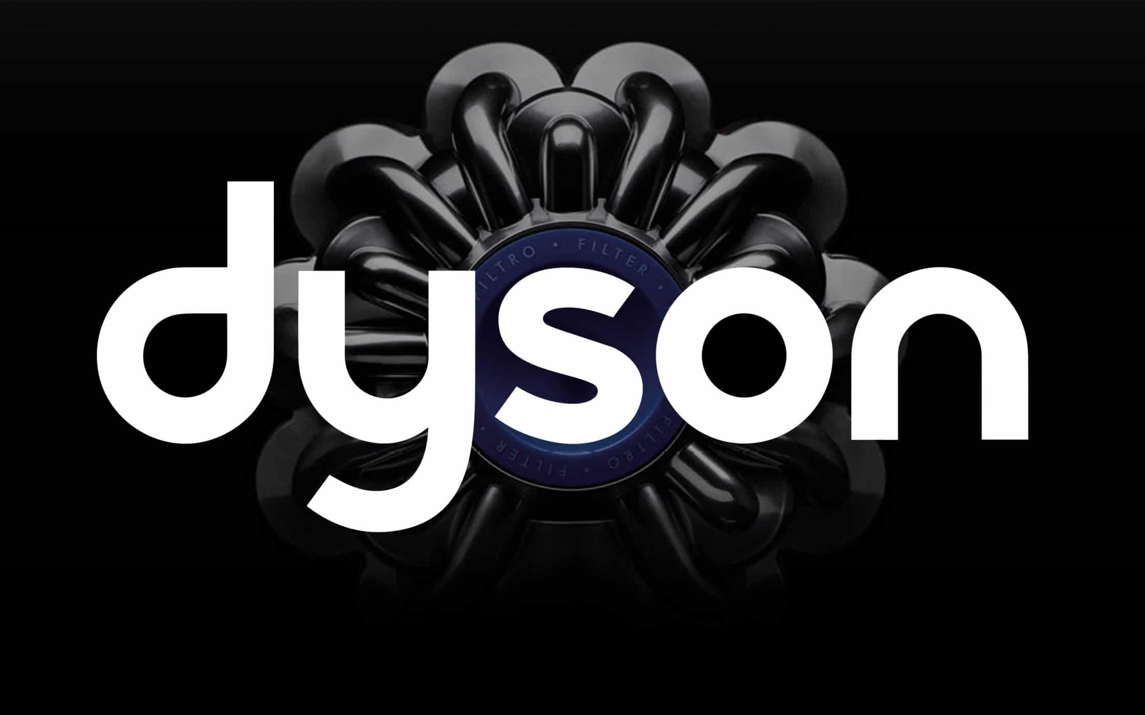 how to make dyson loud