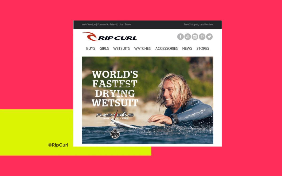 Email Marketing Design