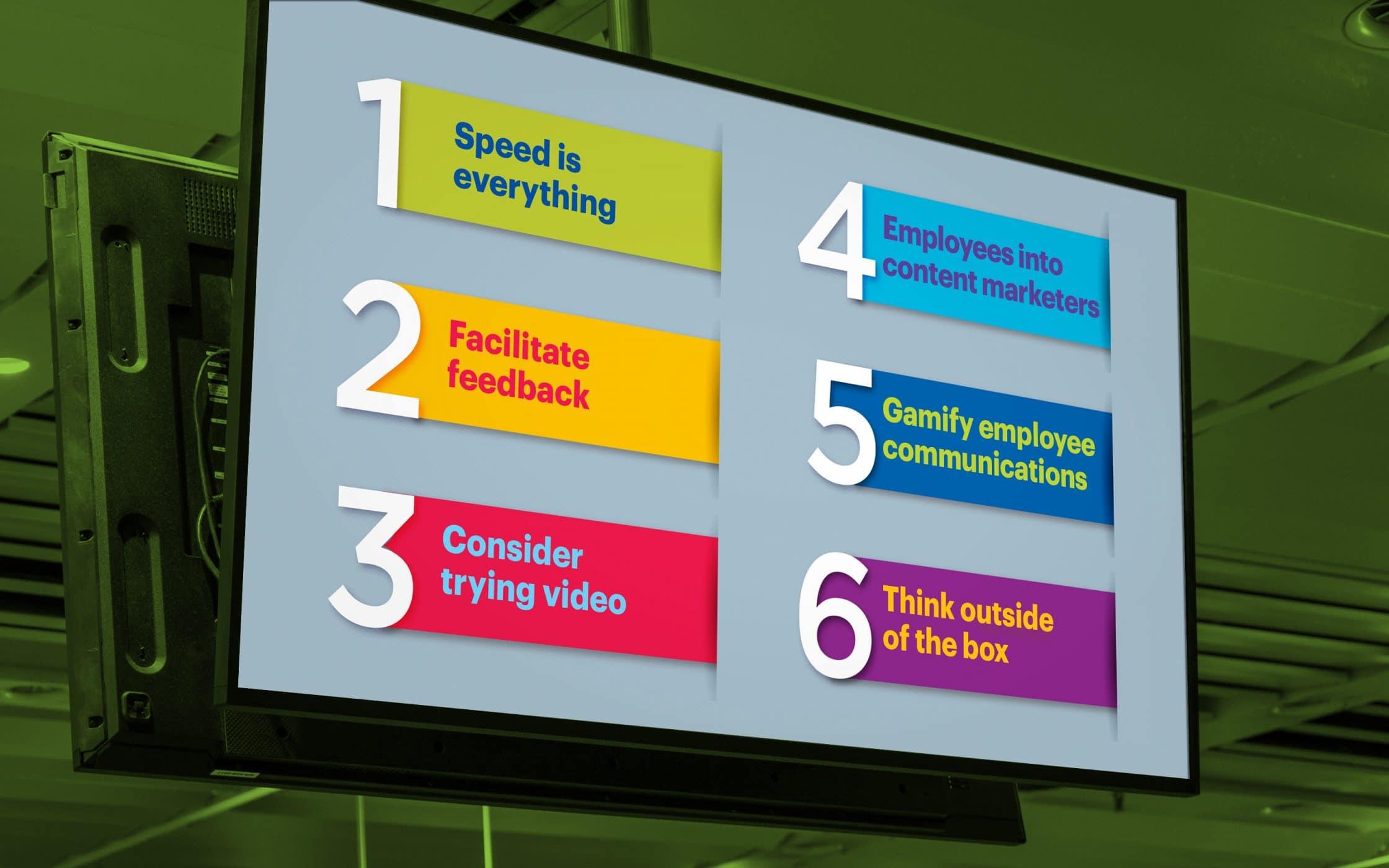 Employee Communication Strategy