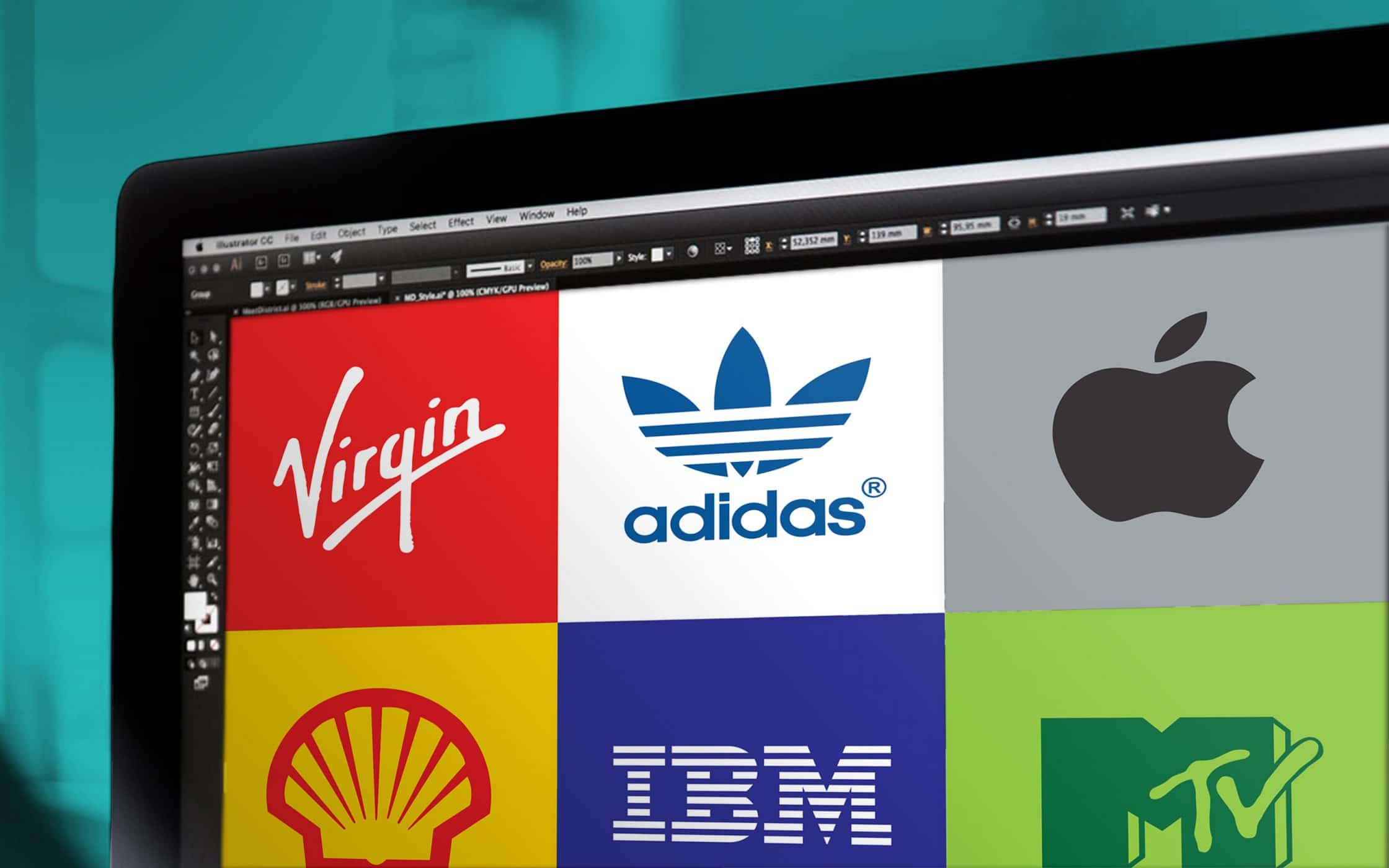 What Makes A Good Logo Famous Company Logos To Inspire Your Own