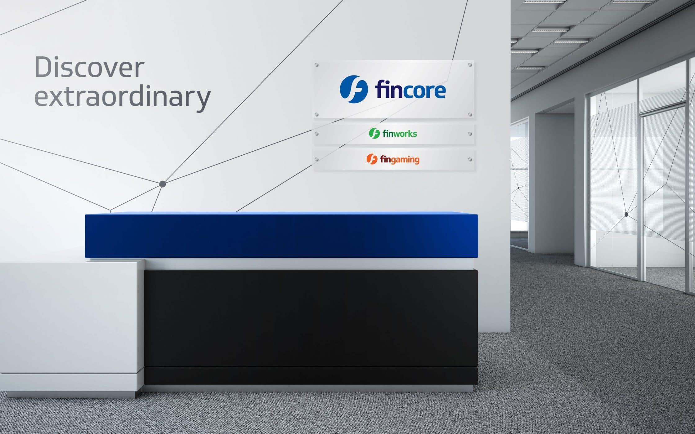 Fincore branding