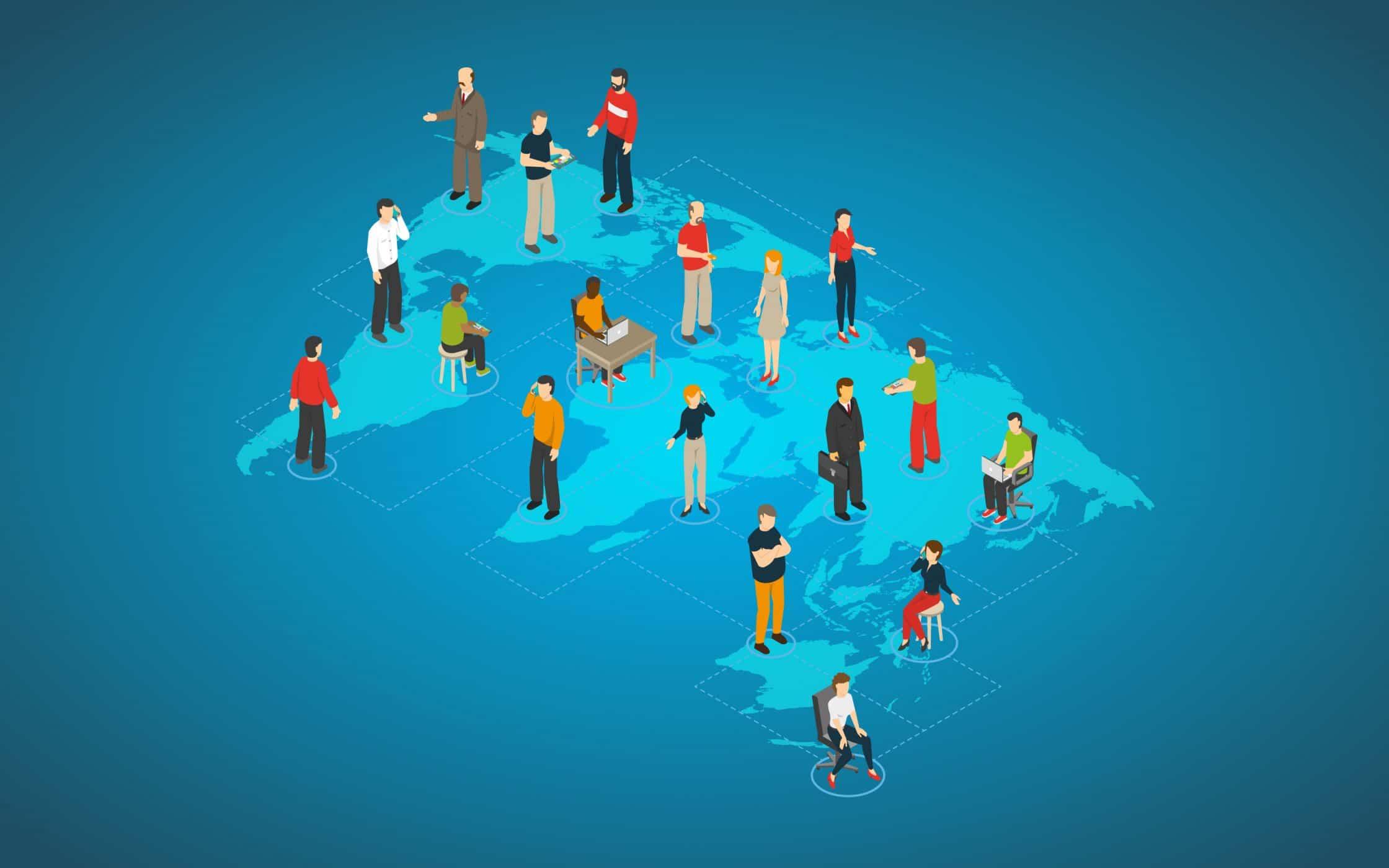 hiring international employees