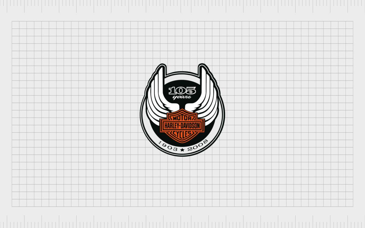 Harley Davidson Logo History