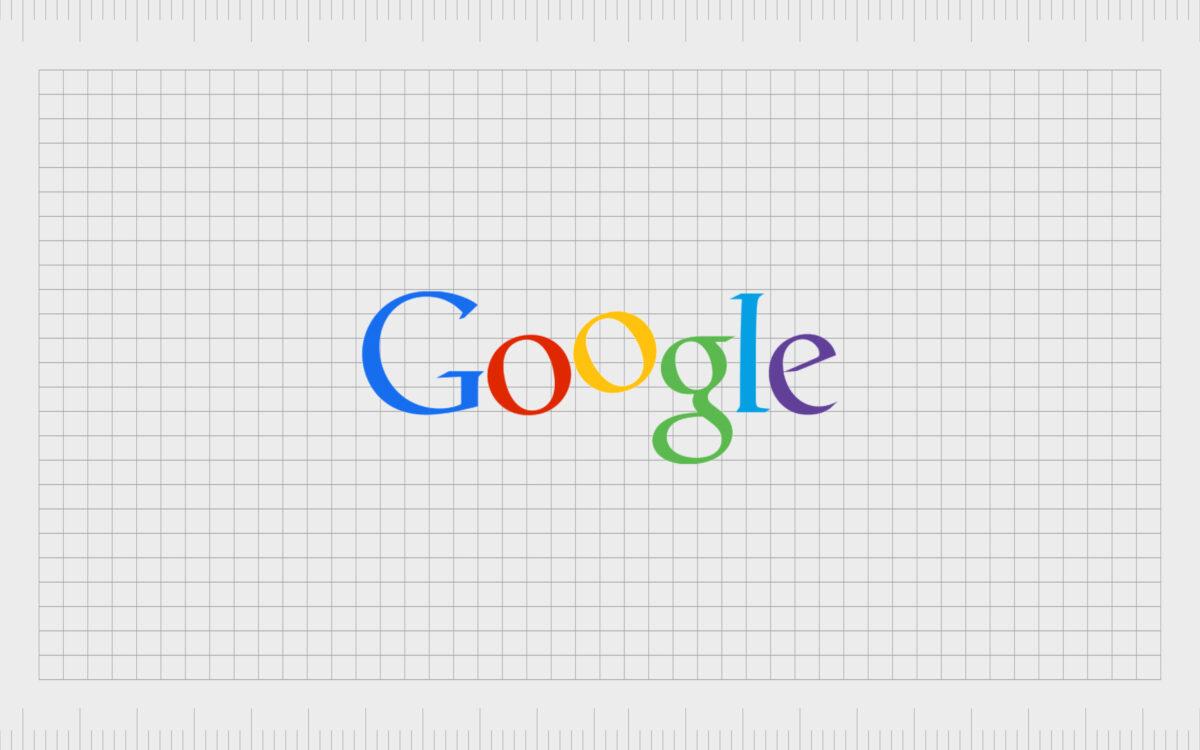 History of The Google Logo