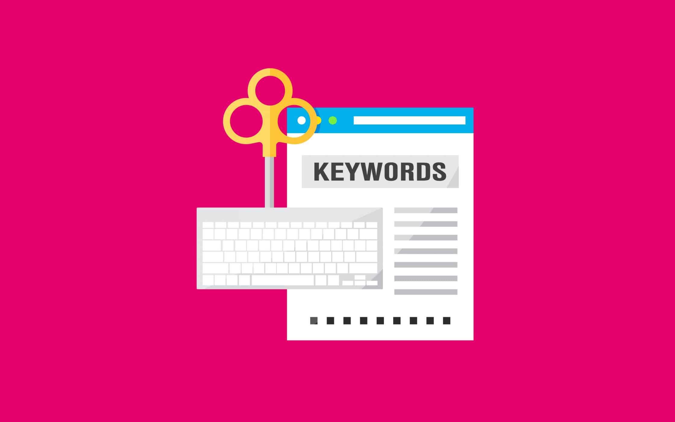 keyword density