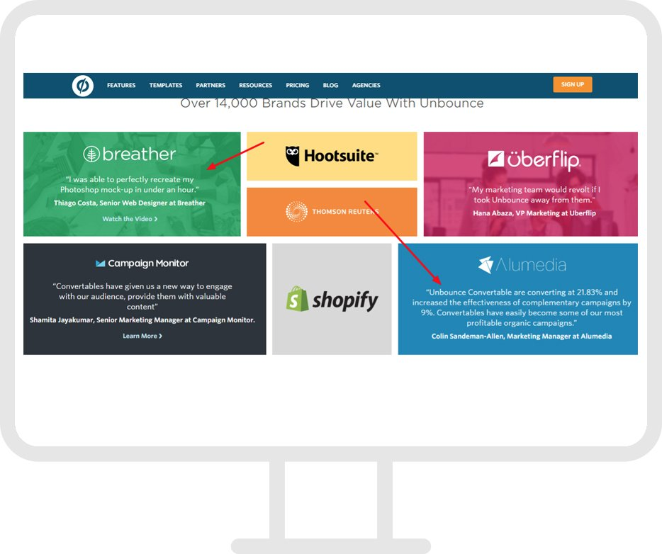 Landing page that converts 16