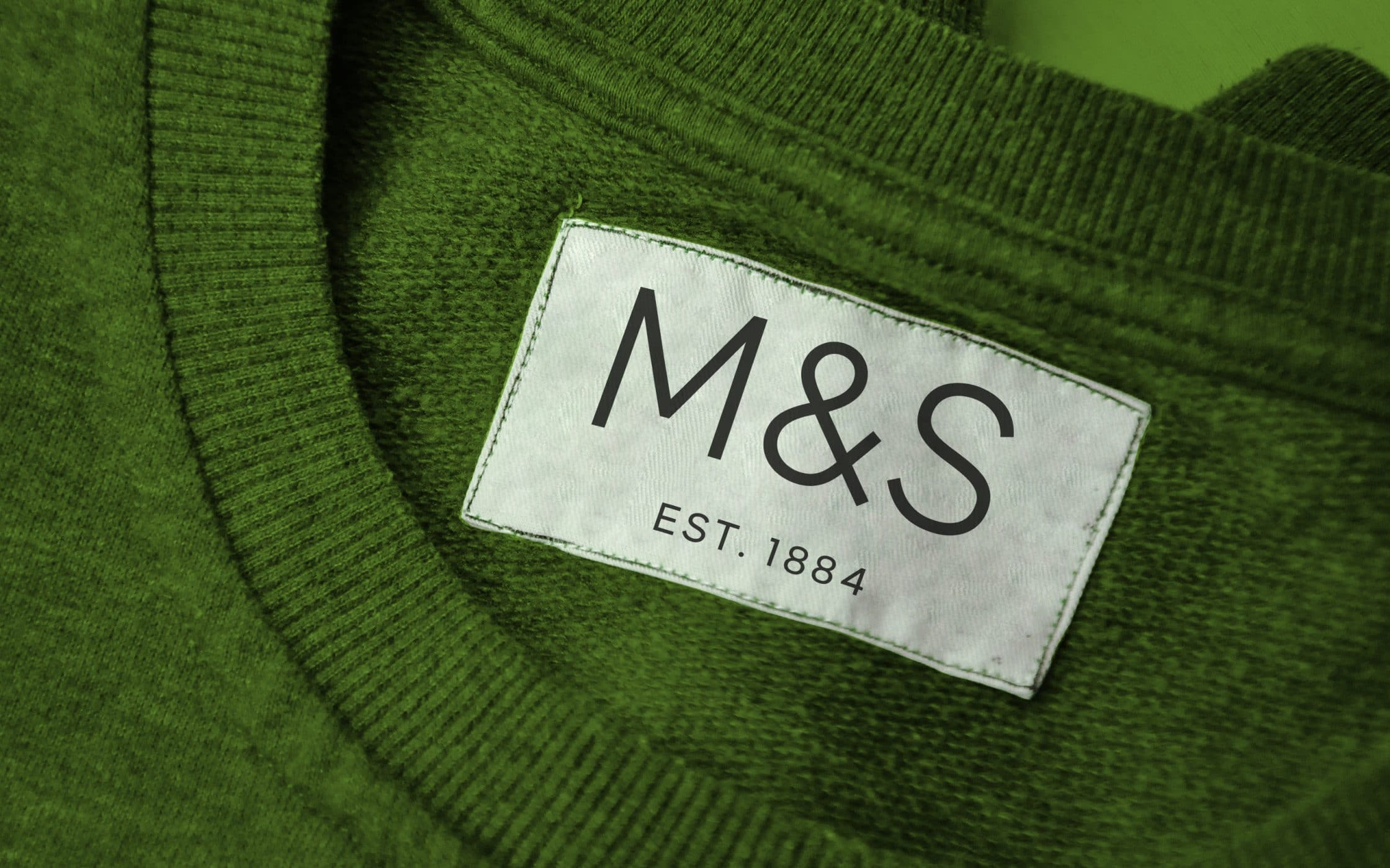 Marks and Spencer Branding