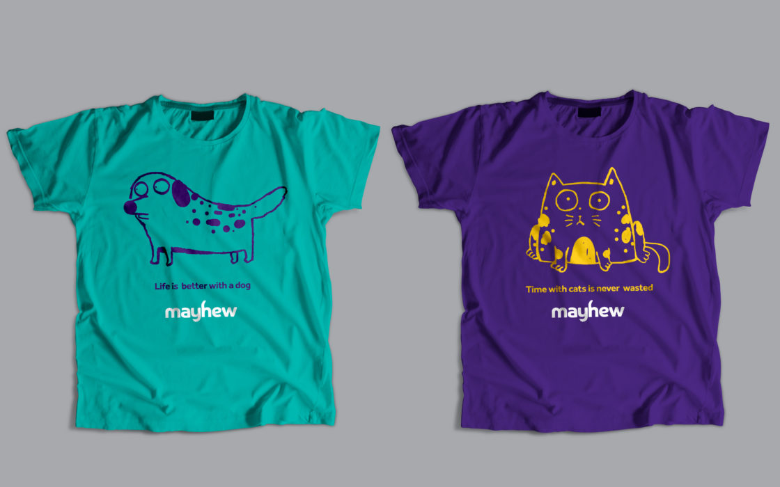 Mayhew Branding
