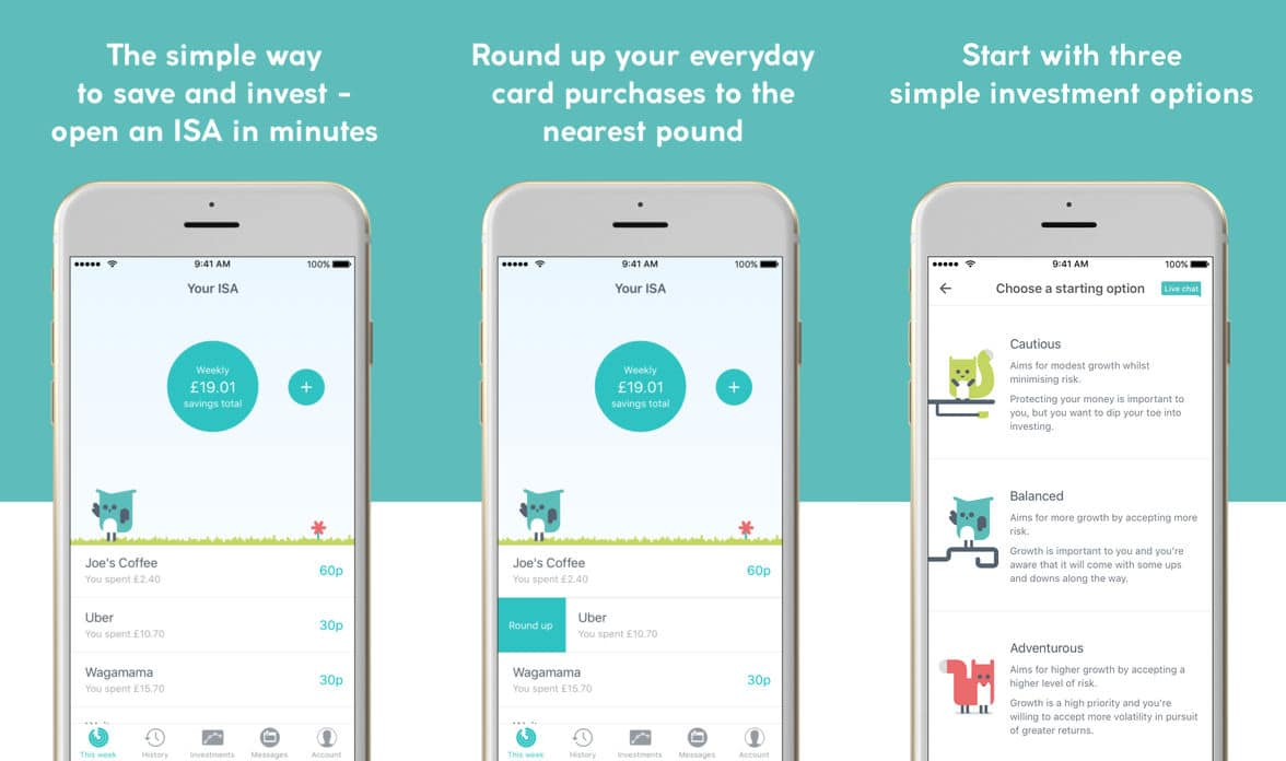Image result for moneybox app