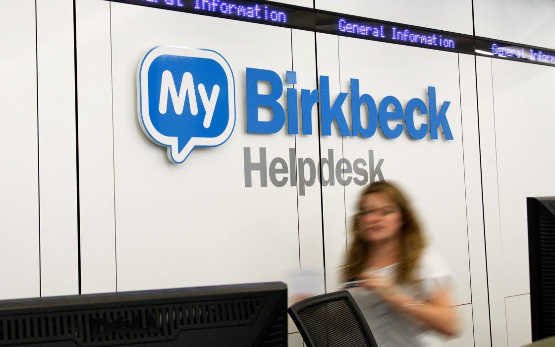 My Birkbeck
