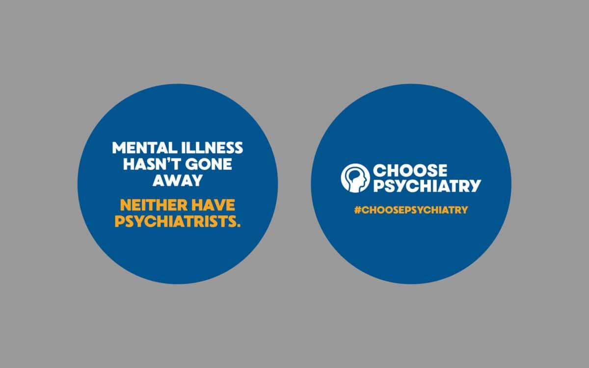 RCoP Choose Psychiatry