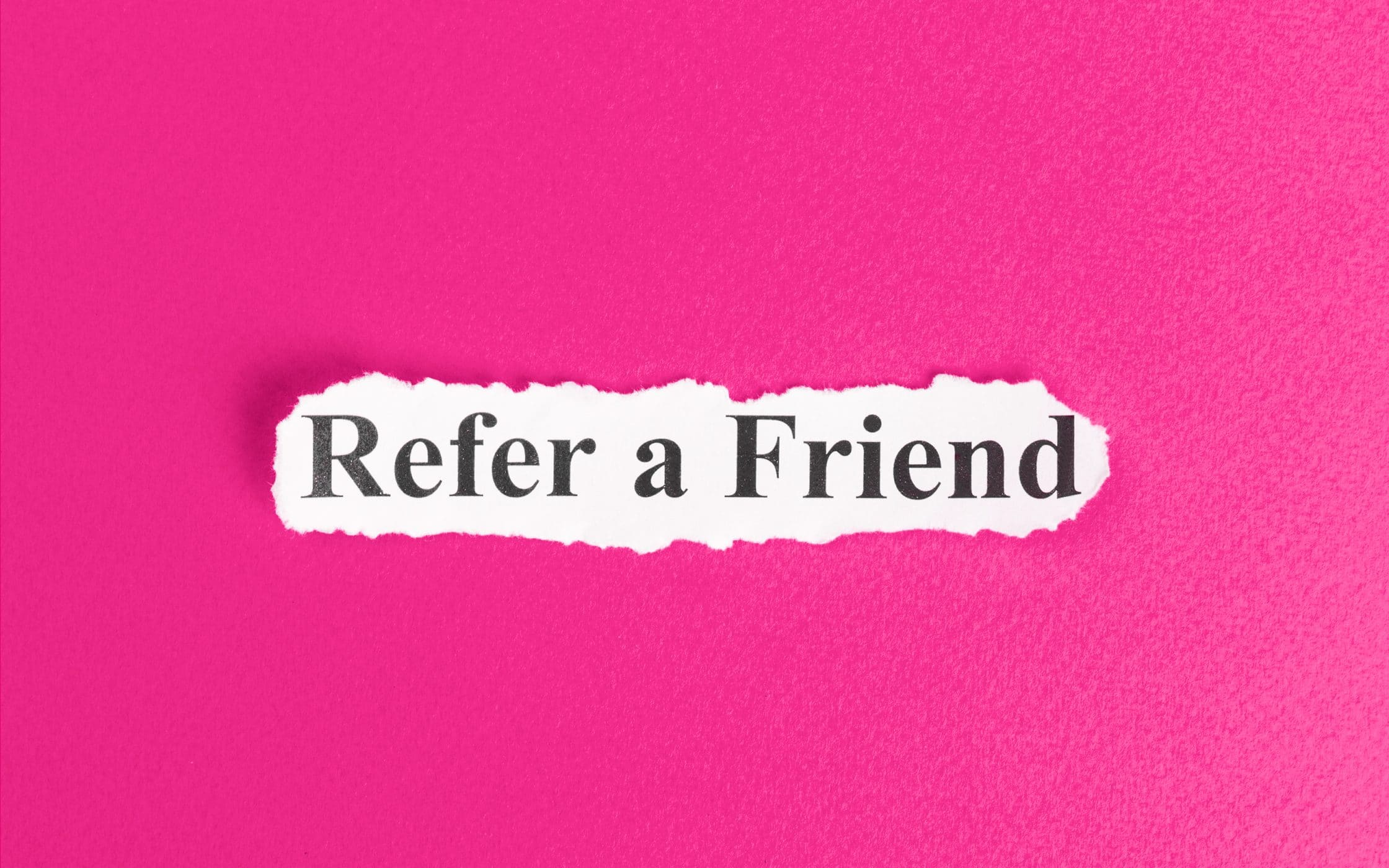 Referral Marketing Strategy