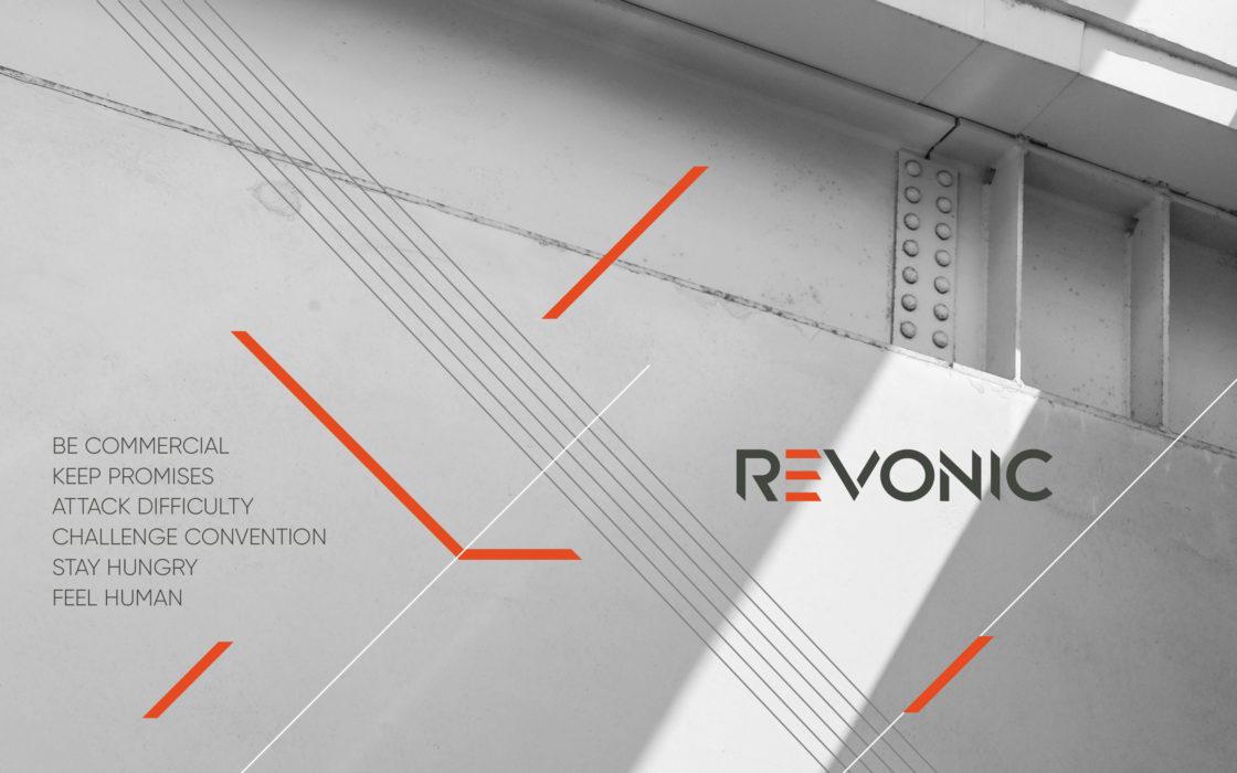 Revonic Branding