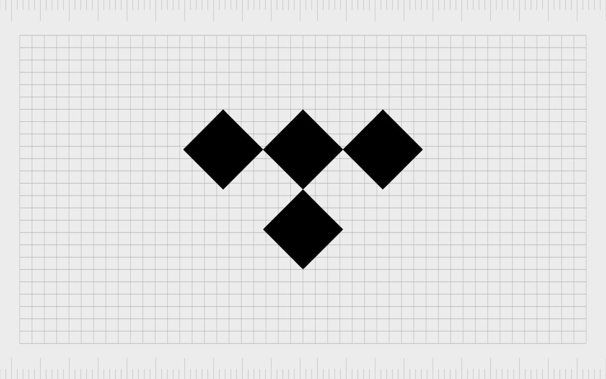 Tidal Music Logo
