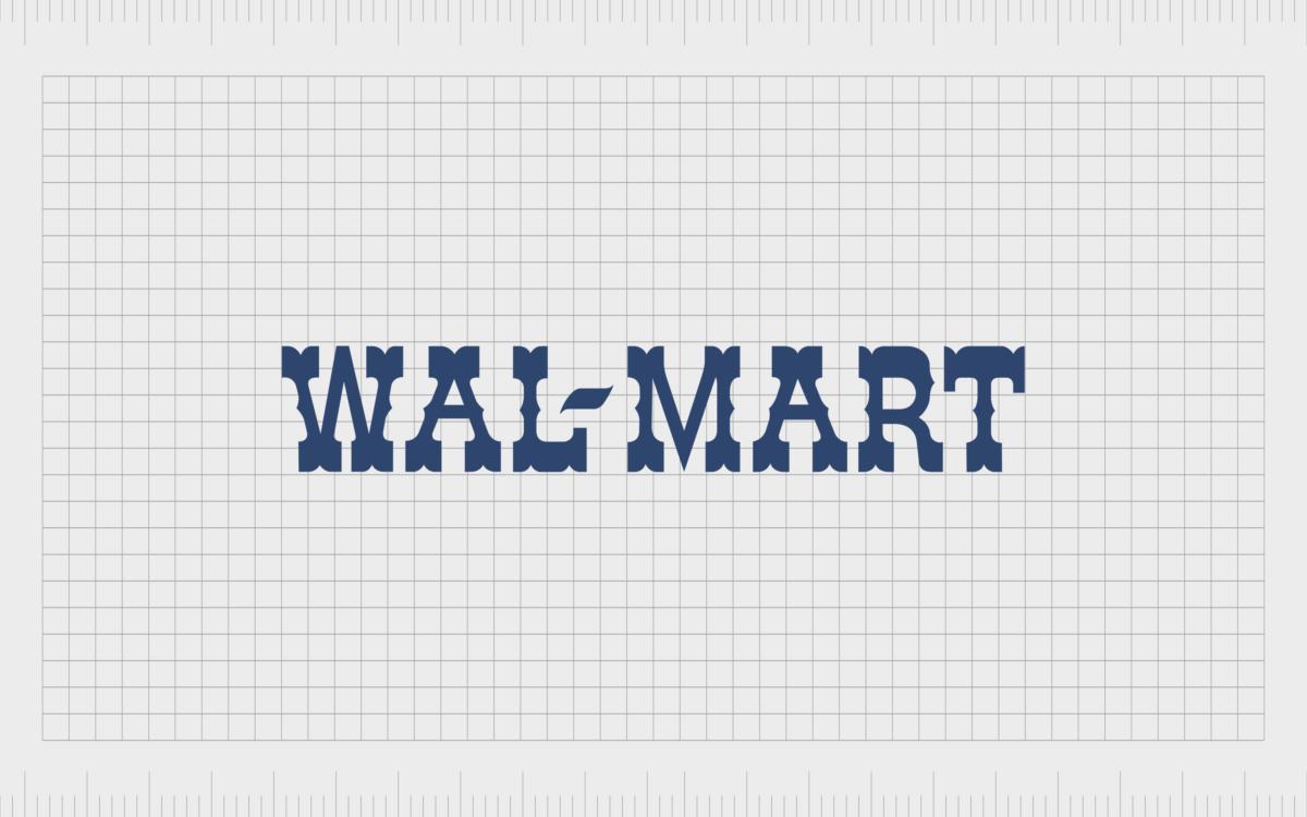 Walmart Logo History