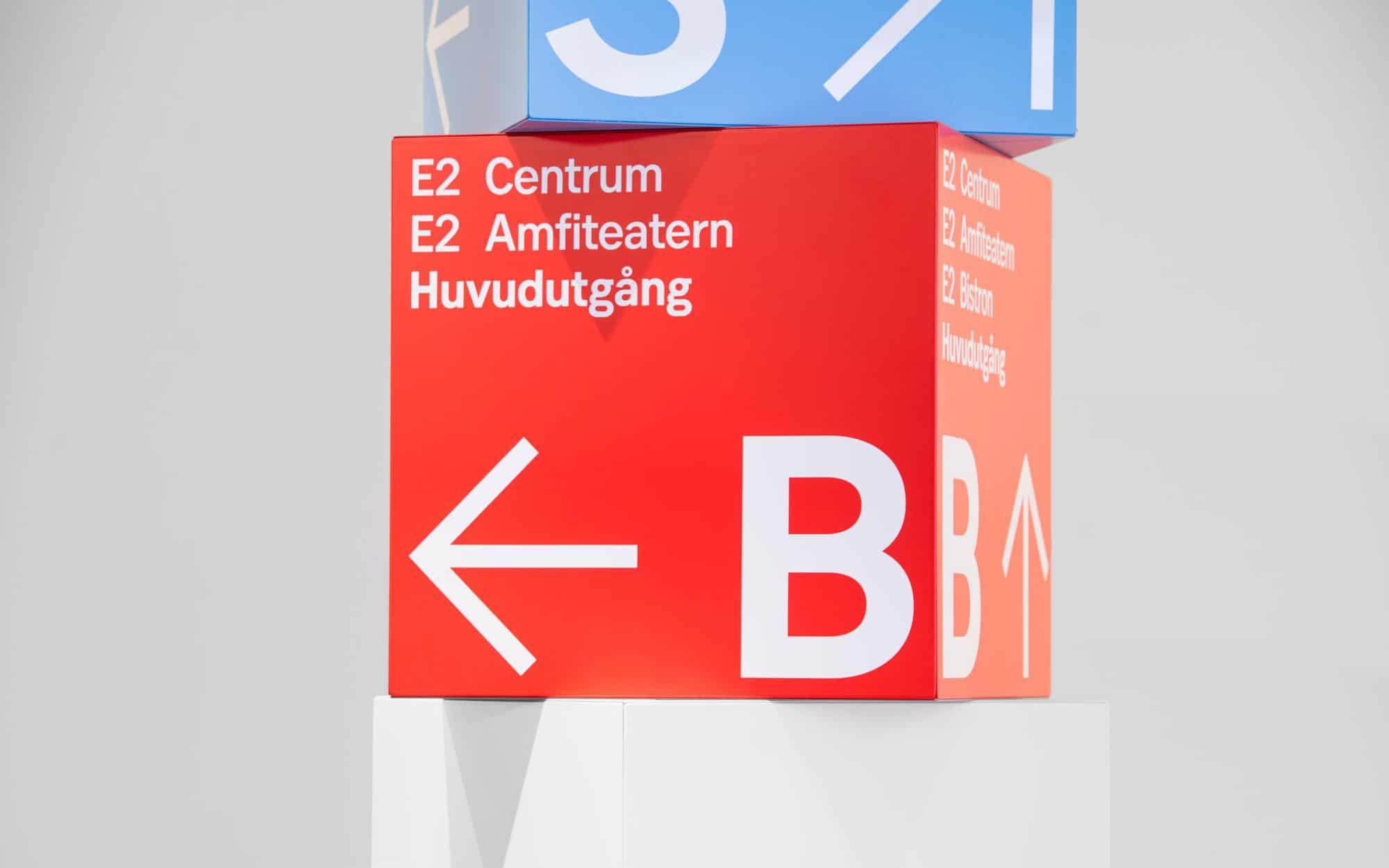 Wayfinding Design