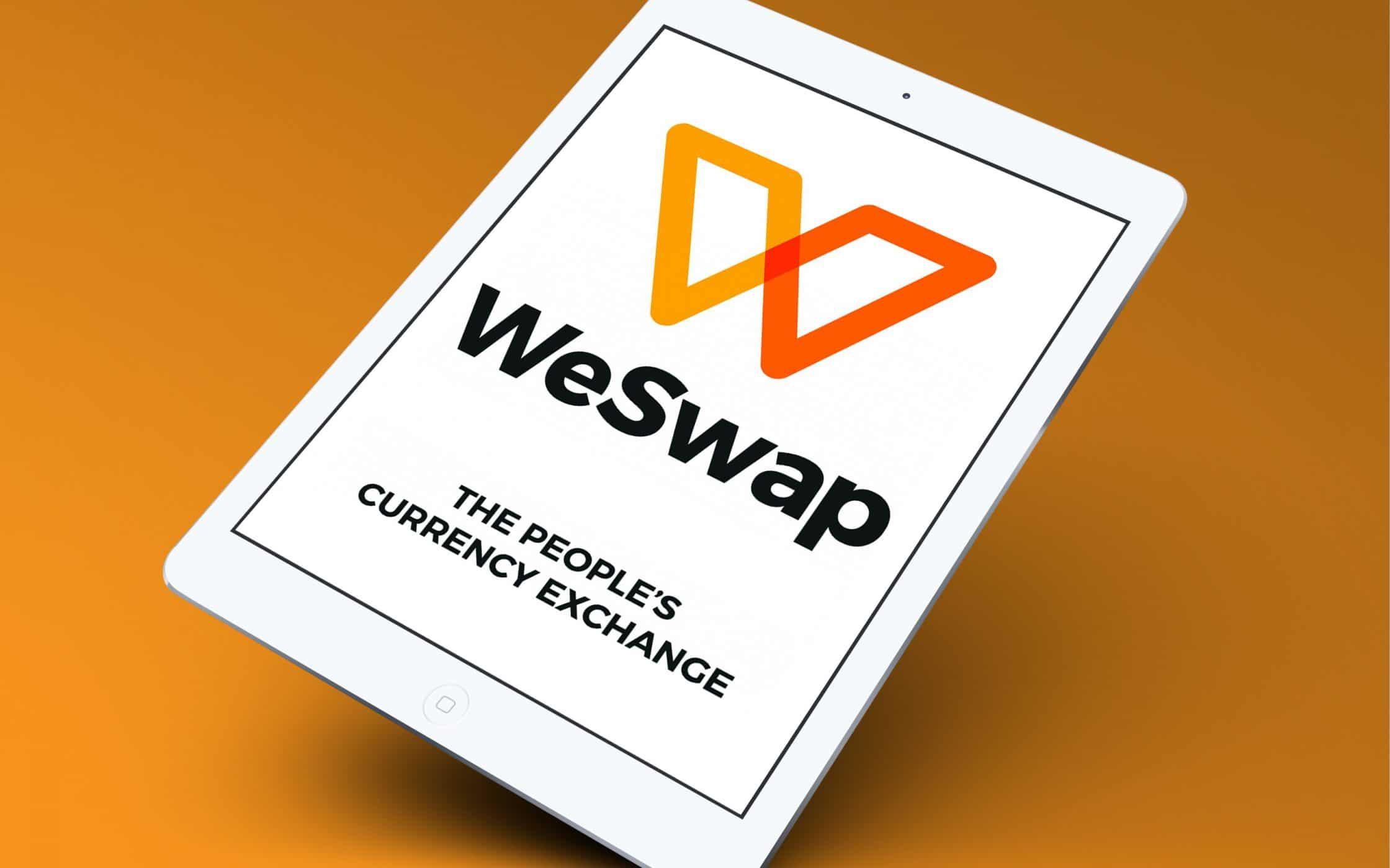 Breakthrough Brands Weswap A New Frontier To Simplify Currency Exchange