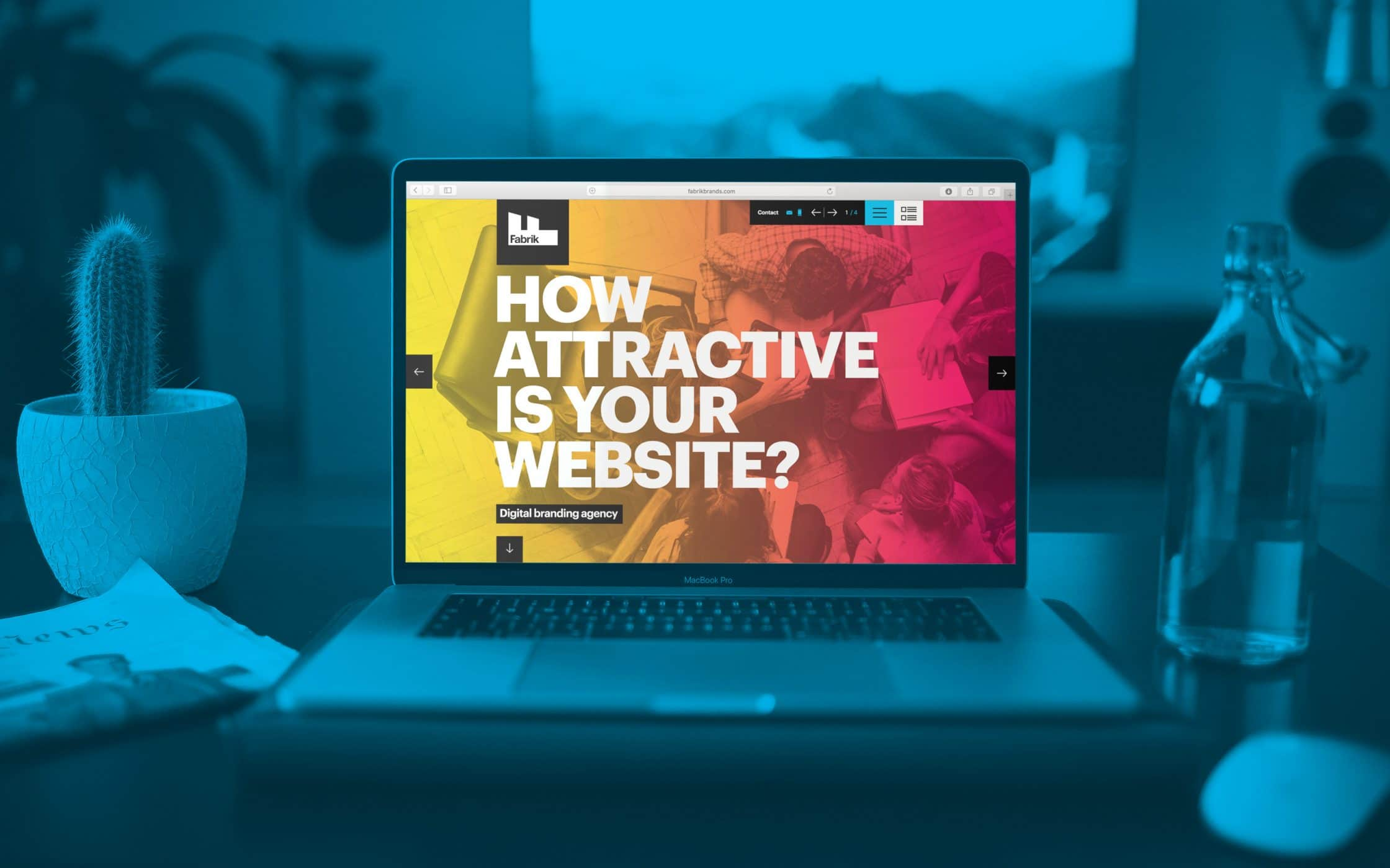 Web Design Trends 2017: 15 Contemporary Examples To Make You Think