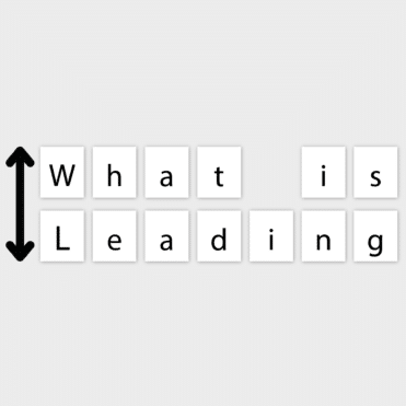 What Is Leading
