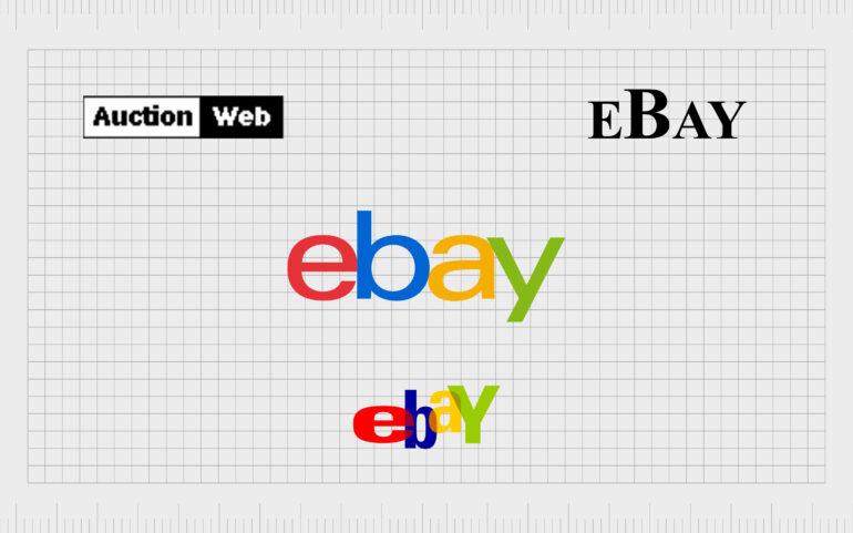 eBay Logo History