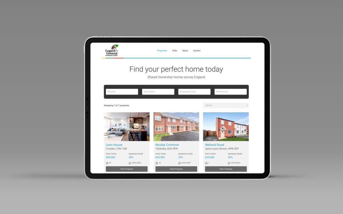 Legal & General Affordable Homes